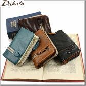 【楽ギフ_包装】ダコタ【DAKOTA】ブラックレーベル バルバロ メンズ二つ折財布(送料無料)0623000 0624700