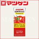 カゴメ トマトジュース 食塩 無添加 〈200mL×24本入