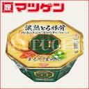 日清ラ王 濃熟とろ豚骨 日清食品 108g(めん65g)×12個入