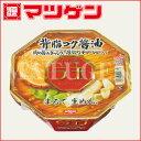 日清ラ王 背脂コク醤油 日清食品 112g(めん75g)×12個入