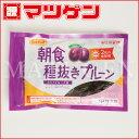 日本食研 朝食プルーン 種抜き 160g