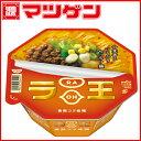 日清ラ王 香熟コク味噌 日清食品 119g(めん75g)×12個入