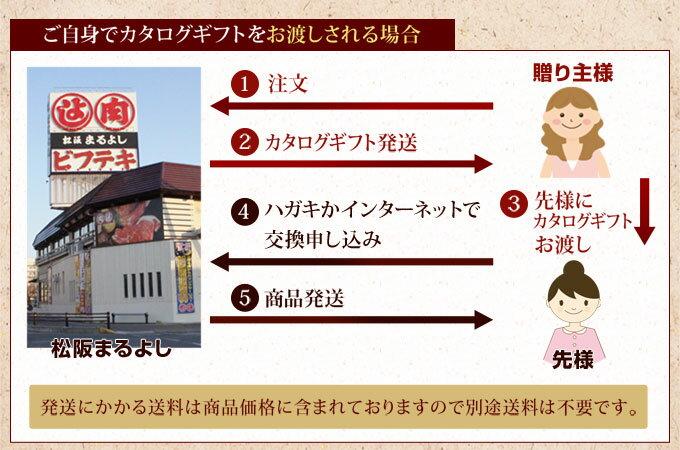松阪牛(松坂牛)ギフト券 GDタイプ【送料無料...の紹介画像3