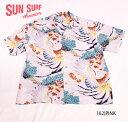 ショッピングEDITION SUN SURF サンサーフ RAYON S/S SPECIAL EDITION MUSA-SHIYA THE SHIRTMAKER