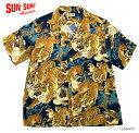 ショッピングEDITION SUN SURF サンサーフ RAYON S/S SPECIAL EDITION KALAKAUA