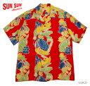 ショッピングアロハシャツ SUN SURF サンサーフ アロハシャツRAYON S/S