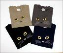 Cats eye 長袖Tシャツ【キャッツアイ シリーズ】
