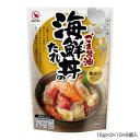 BANJO 万城食品 ごま醤油海鮮丼のたれ 15g 3×10×8個入 490651