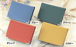Flap! Fashionable points, credit card, license and card case fs3gm