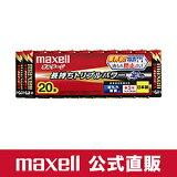 アルカリ乾電池「ボルテージ」 単3形 (20本シュリンクパック) LR6(T) 20P D