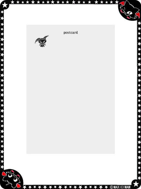 ジュピリンマジックケージポストカード 9RL001の紹介画像3