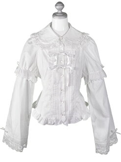 Lovely lace blouse LV7001