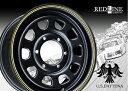 ■ U.S.Daytona デイトナ ■マットブラックカラー ホイール4本セット日産NV350/E26キャラバン推薦サイズ!!