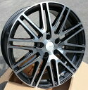 ■ Advanti Steller-M10 19in ■235/35R19タイヤ付き4本セット!!ミニバン系/ドレスアップ車に!!在庫一掃品の為、とってもお買得!!