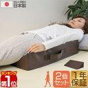 【1年保証】日本製 高反発 クッション 介護 2個セット 介護用クッション 介護用三角ク