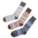 ポールスミス/Paul Smith 靴下 3足パック ソックス MEN SOCK 3PK MULTI マルチカラー系 asxc sock packm 001 メ...