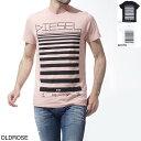 ディーゼル DIESEL クルーネックTシャツ T-DIEGO-OD t diego od メンズ【あす楽対応_関東】【ラッピング無料】【返品送料無料】【17 03 03】