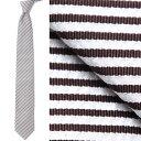 ラルディーニ LARDINI ネクタイ【剣先幅:7cm】 BLACK ブラウン系 eccrc7 48130 450ri メンズ【ラッピング無...