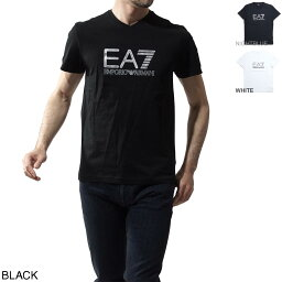 エンポリオアルマーニ EA7 EMPORIO ARMANI VネックTシャツ 3yptb2 pj02z メンズ【ラッピング無料】【返品送料無料】【170413】【あす楽対応_関東】
