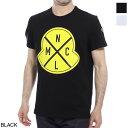 モンクレール MONCLER クルーネック 半袖Tシャツ メンズ 8c73620 8390t 999 MAGLAIA T-SHIRT【あす楽対応_関東】【返品送料無料】【ラッピング無料】
