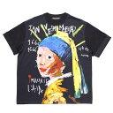 ニールバレット NeIL BarreTT クルーネック Tシャツ ブラック メンズ bjt858s p501p 3024【あす楽対応_関東】【返品送料無料】【ラッピング無料】