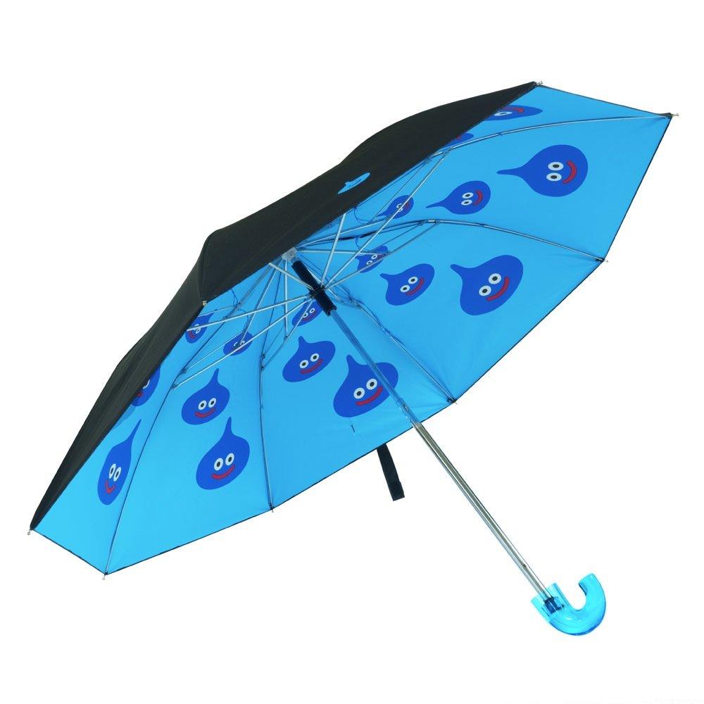 送料無料【スクウェア・エニックス】雨の日が楽しくなる♪ ドラゴンクエストX 月〜土曜日 14時迄注文で当日出荷(日祝除く) スライム柄の傘!ドラクエ