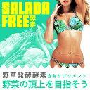 SALADA FREE 〜サラダフリー〜 ダイエット サプリ ダイエットサプリ サプリメント レディース デトックス 美脚