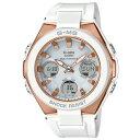 【7年保証】カシオ BABY-G G-MS レディース ソーラー電波腕時計 女性用 品番:MSG-W100G-7AJF