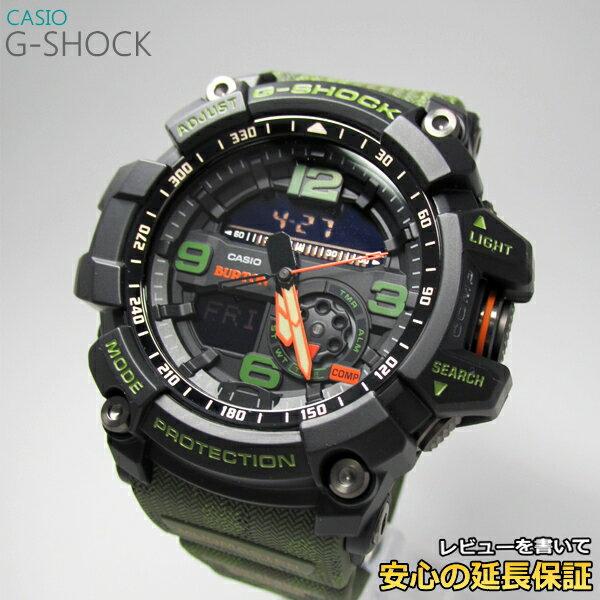 【7年保証】 送料無料♪ カシオ G-SHOCK マッドマスターバートンコラボ メンズ 腕時計 【GG-1000BTN-1AJR】 (正規品)CASIO MUDMASTER BURTON