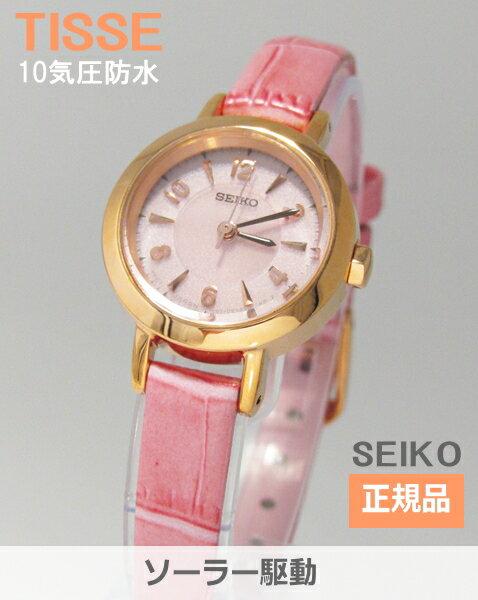 セイコー(SEIKO)ティセ(TISSE)レディースソーラー時計 【SWFA142】(正規品)【02P03Dec16】