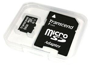 ������̵���ۡ�����������������Ź�ۥȥ���(Transcend)microSDHC������64GBClass10UHS-I�б�TS64GUSDU1��10P17Jan14�ۡ�smtb-u�ۡ��������ߡ�