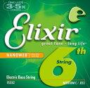 【ネコポス可能!1セットまで】●エリクサーElixir ベース・バラ弦 6弦-032- Medium (#15332) 【RCP】