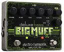 【正規輸入品】electro-harmonix 《ベース・ディストーション》Deluxe Bass Big Muffエレハモ / デラックス・ベース・ビッグ・マフ【RC..