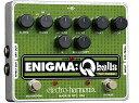 【正規輸入品】electro-harmonix 《ベース用エンベロープ・フィルター》Enigma: Qballs エレハモ / エニグマ・キューボールズ【RCP】