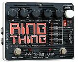 【マラソン×最大10倍! 10日10:00〜13日11:59迄】【正規輸入品】electro-harmonix 《リング・モジュレーター》Ring Thing エレハモ / リング
