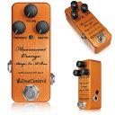 【在庫あり・即日出荷】 One Control / Fluorescent Orange Amp In A Box 《オーバードライブ / ディストーション》【ワンコントロール フルーレセントオレンジアンプインアボックス】【KK9N0D18P】【RCP】