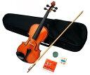 【バイオリン入門セット】Hallstatt V10弓・松脂・ピッチパイプ・他6点入門セット【限定特価】