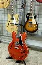 【新品】Gibson Menphis ES-335 Plain Dot CH (Cherry) 【オリジナル・ハードケース付き】【KK9N0D18P】