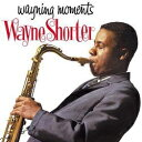 WAYNE SHORTER ウェイン・ショーター / WAYNING MOMENTS LPAUDIOPHILE GRADE 180g VINYL【KK9N0D18P】