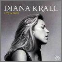 Diana Krall ダイアナ・クラール / Live In Paris 180g重量盤アナログレコード 2LP【KK9N0D18P】