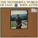 John Lewis ジョンルイス / Wonderful World Of Jazz  180g重量盤LP【KK9N0D18P】