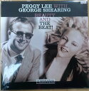 Peggy Lee ペギー・リー  George Shearing ジョージ・シアリング /  Beauty And The Beat LP【KK9N0D18P】