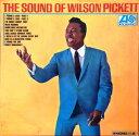 ウィルソン・ピケット Wilson Pickett / The Sound Of Wilson Pickett LP【KK9N0D18P】