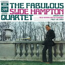 澤野工房 Slide Hampton スライド・ハンプトン / THE FABULOS Slide Hampton Quartet LP【KK9N0D18P】【02P05Nov16】【KK9N0D18P】