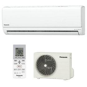 【夏先取りセール!】CS-405CF2-W/CU-405CF2ルームエアコン【送料無料】【カードOK】パナソニック・インバーター冷暖房除湿タイプ(単相200V)・におい除去・内部乾燥・冷房時おもに(14畳用)【RCP】