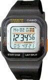 【】カシオ スポーツウォッチ 5気圧防水 デジタル 腕時計(SDB-100J-1AJF 海外モデル)レディース 1/100秒ストップウォッチ 60ラップ 10年電池 ランニングウォ
