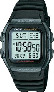 カシオ スポーツウォッチ ランニングウォッチ 5気圧防水 メンズ デジタル 腕時計(W11…...:mdcgift:10005703