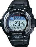 【】カシオ スポーツウォッチ 10気圧防水 ソーラー デジタル 腕時計 (WSD11AUP-302) 1/100秒ストップウォッチ 120ラップ ソーラー ランニングウォッチ カシ
