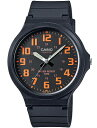 カシオ スポーツウォッチ ランニングウォッチ 5気圧防水 メンズ アナログ 腕時計 ブラック 黒(SDM16JAP-401BKOR)オレンジ アラビア数字 24時間表示 CASIO 海外限定 マラソン ランニング 時計 アウトドアウォッチ