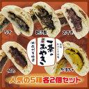 【送料無料】【冷凍】おやき 人気の5種(野沢菜、なす